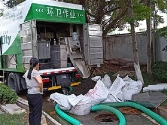 苏州地区专业承接污水池污泥脱水板块压干泥浆运输叠螺机干化