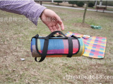 原始人 防潮垫户外加厚 野营露营野餐垫地垫 爬行垫 野餐布加厚