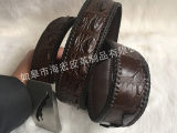 精致的鳄鱼皮腰带首要选择如皋市海宏皮革制品|高档鳄鱼皮带