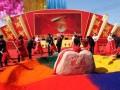 亚运村舞台搭建环保无味背板搭建展会布置活动策划背板搭建服务商