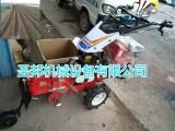 上海手扶开沟机 大葱开沟机 多功能小型开沟机生产厂家