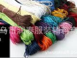 厂家直销批发供应捆装三股蜡绳 彩色蜡绳 棉蜡绳