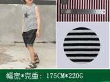 RC1025丰织国维兰士珠地提花针织棉布面料棉布料弹力棉布厂家直