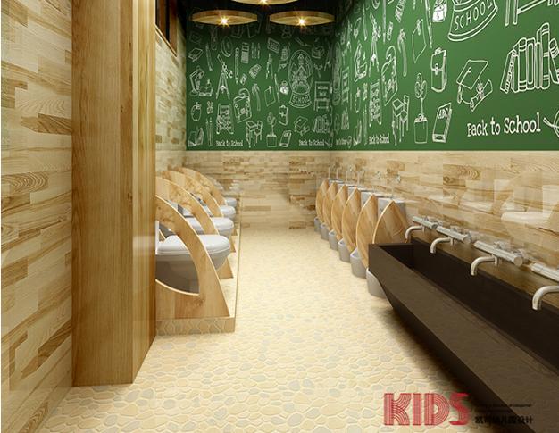 西安凯司幼儿园设计 早教中心设计 幼儿园空间设计