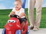 美国晋阶step2儿童玩具 幼儿园滑行车 儿童四轮车 开心小推车