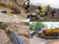 聊城市顶管拉管施工公司固安县电力燃气热力顶管拉管钻机施工