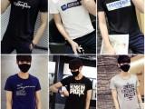 男款大码短袖T恤,纯棉,厂家直销,可来图订做3.9元