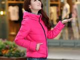 冬季外套女装短款羽绒棉衣韩版棉服修身新款小棉袄时尚潮大码加厚