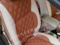 潮泓铠汽车座椅包真皮 内饰个性化改装