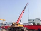 专业吊装服务公司长沙市  机床设备主机搬运搬迁移位