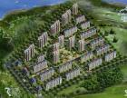 龙口瀚海绿城小区价格较低较便宜的海景房