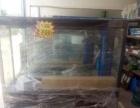 出售东凤花市全新鱼缸1.5长50宽1.6高价格可优惠