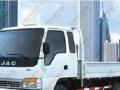 货车拉货配送4-5米车厢