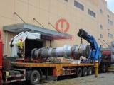 明通集团为国内某工厂日本进口工业窑炉安装服务