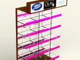 专业销售 化妆品展示架 商场玻璃展示架