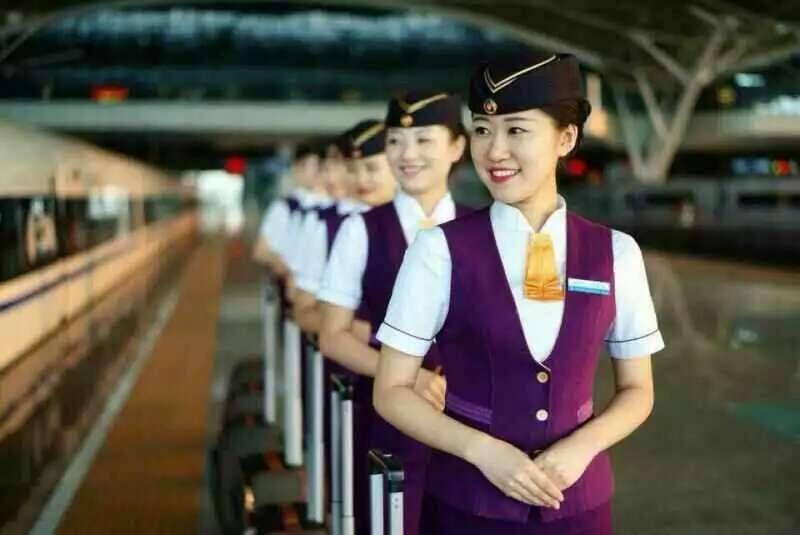 重庆哪个学校有高铁乘务专业