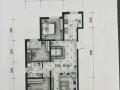 出售:松山-松北新城万合福邸3室2厅1卫107㎡56万