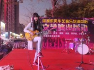 罗湖老街东门学吉他流行歌曲弹唱哪家好 给儿童学吉他的一些建议
