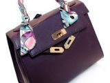 明星同款女士包包2013新款斜跨手提两用大牌欧美kelly凯莉铂