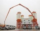 南宁市输送泵出售公司出售二手地泵输送泵混凝土柴油拖泵车载泵