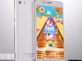 5.0寸大屏超薄手机移动3G双卡安卓八核智能M5米NOTE正品果