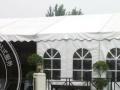 南阳尖顶欧式篷房出租/遮雨帐篷出租/全新物料数量多
