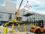 珠海市工厂生产线设备搬迁,设备安装,设备吊装移位服务