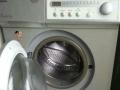 海尔滚筒洗衣机玫瑰钻