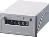 SP-CSK6-NKW计数器 小型电磁计数器 6位电磁计时器 机