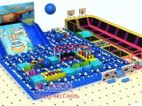 南宁淘气堡设计安装上林室内儿童乐园生产厂家