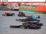 广州龙穴岛华域专业溢油回收船港口停靠船舶围油栏服务