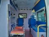 烟台正规120救护车出租电话,长途救护车医疗护送,转院返乡