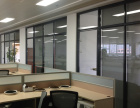 陕西宝鸡办公室玻璃门隔断