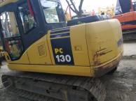转让小松130-7挖掘机