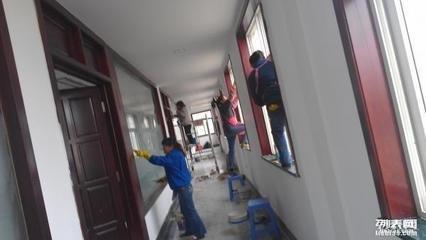 白下区石鼓路新街口中山路丰富路周边保洁打扫打蜡粉刷擦玻璃
