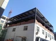 海淀区钢结构阳台加建 搭建钢结构二层 别墅夹层搭建价格