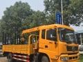 西藏买15吨挖机拖车随车吊价格 可分期