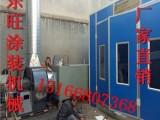 带漆雾环保箱汽车烤漆房价格 尺寸图片 连云港汽车烤漆房多少钱