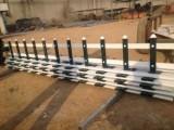 四川泸州PVC草坪栏杆