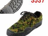 正品际华3537迷彩99作训低帮军训户外登山帆布鞋低腰男女胶鞋批发