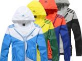 夏季男士单衣情侣女运动大衣夹克风衣外套薄款防晒衣风行者5571款