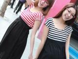 【特价】新款孕妇装/条纹/孕妇裙孕妇连衣裙 批发供应 #0077