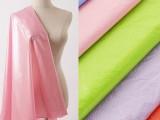 马卡龙糖果色时尚女装面料批发价格羽鸣纺织科技糖果色面料