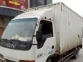4米2厢式五十铃货车带司机出租
