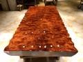 特价实木巴西花梨极品水波纹大板桌,茶桌,餐桌,办公桌,书桌