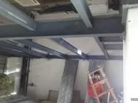 石景山区钢结构夹层搭建钢结构顶层阁楼制作