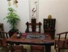 老船木客厅餐厅酒吧办公家具实木餐桌茶桌茶台吧台电脑桌