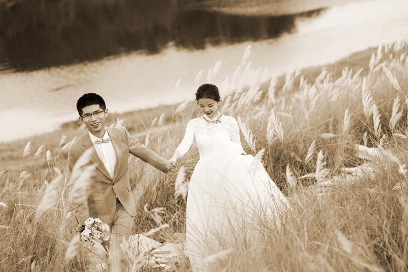 婚礼跟拍我们是认真的