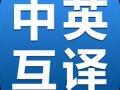 专业翻译文件合同或公证书等各种资料