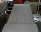 出售美甲沙发足疗沙发美容床按摩床艾灸床等美容家具